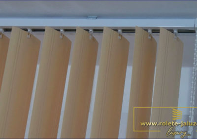jaluzele verticale ultimate PVC 2